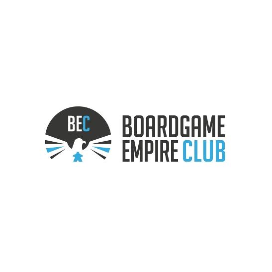 logo Boardgame Empire Shop